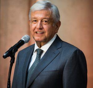 Lopez Obrador Mexico President.